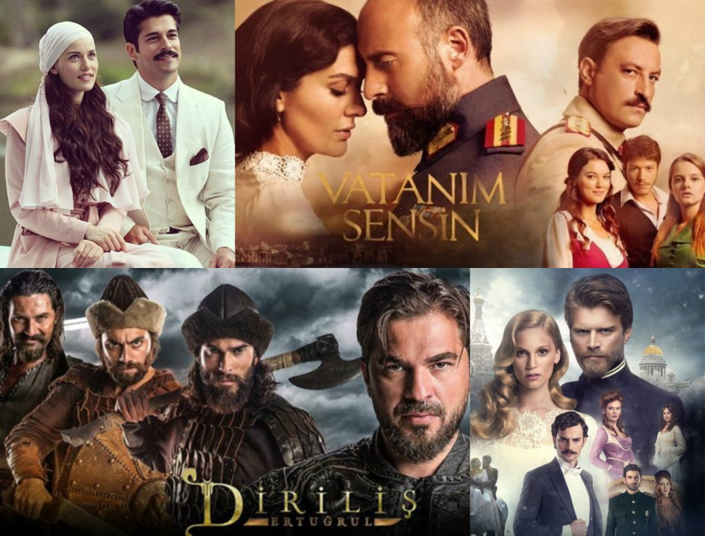Почему все больше людей предпочитают смотреть сериалы Турции